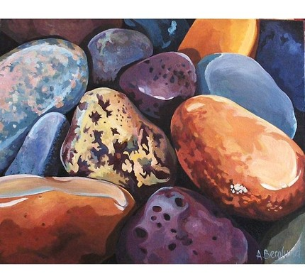 art_painting_rocks