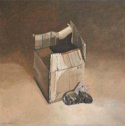 Fragile Acrylic on Canvas
